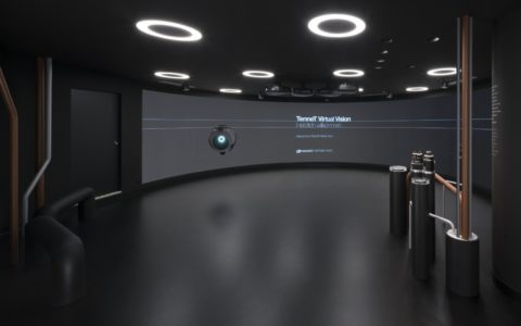 Tennet Virtual Vision 180° Kino
